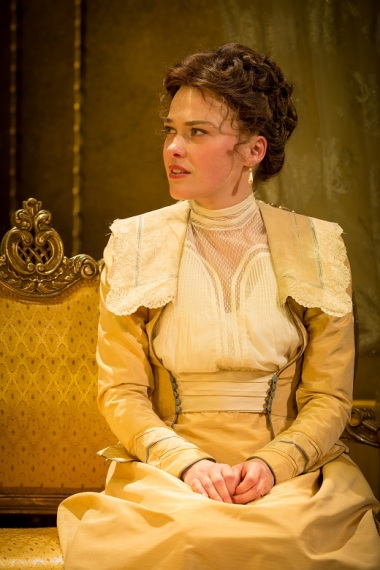 Sally Bretton stars as Lady Chiltern in Oscar Wilde's An Ideal Husband