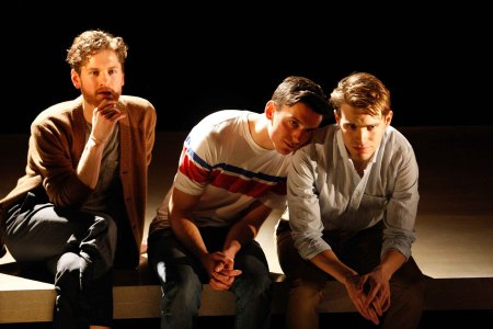 Production still from The Inheritance