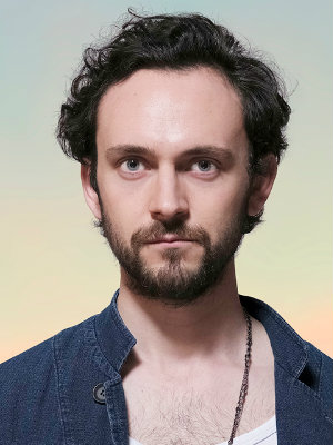 George Blagden headshot
