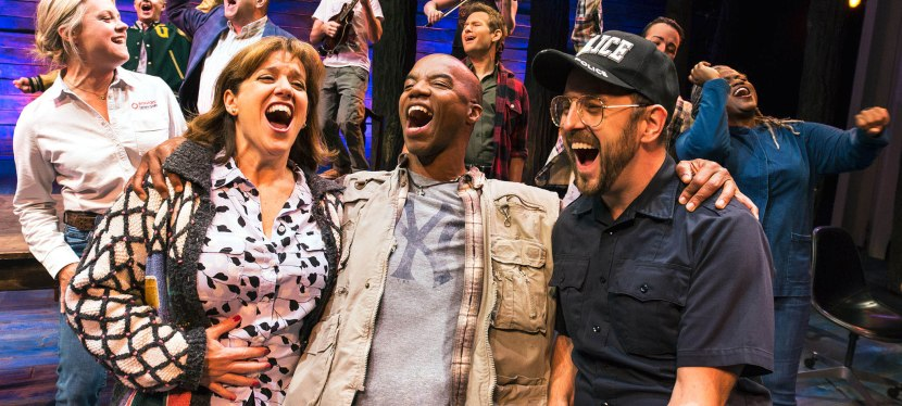 What is Come From Away about?