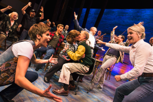 Come From Away original Broadway cast
