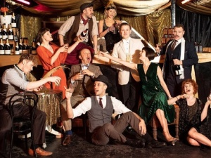 The Great Gatsby immersive production, London