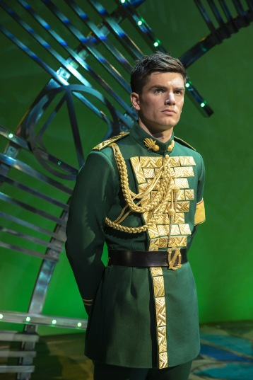 David Witts as Fiyero