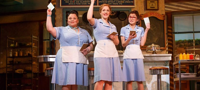 London Theatre Weekly Round-up: Waitress heads to the West End and Duncan James joins Chicago!
