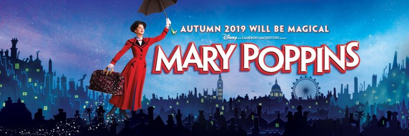 London Theatre Weekly Round-Up: Mary Poppins to return, Aladdin to close, Mamma Mia to extend, and more!