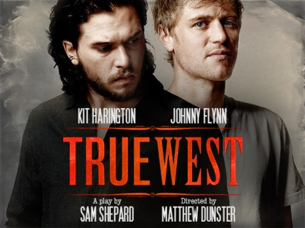 See Kit Harington make a return to the stage in True West