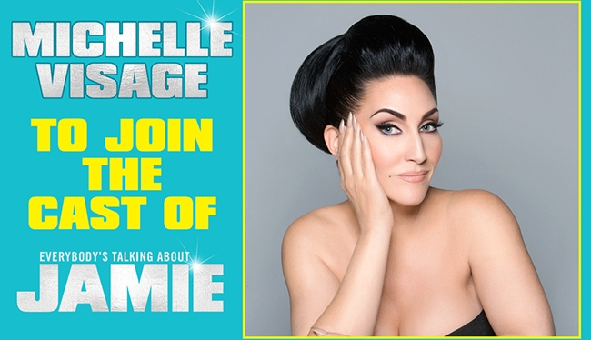 London Theatre Weekly Round-up: Michelle Visage joins cast of 'Jamie,' 'Harry Potter' releases album, 'Waitress' approaches, and more!