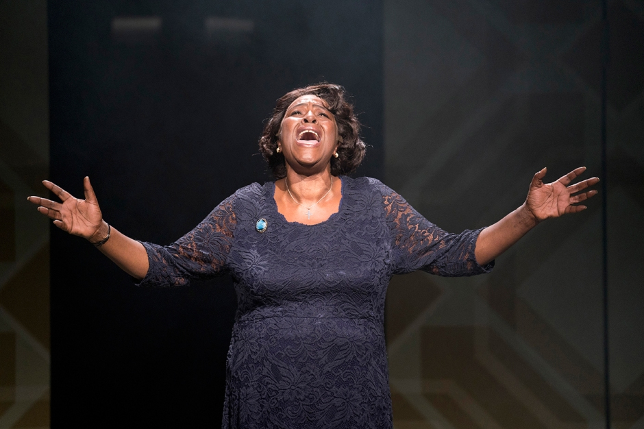 Photo of Sharon D. Clarke in Caroline, or Change
