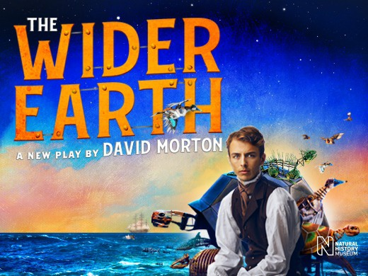 The Wider Earth: exclusive interview with David Morton