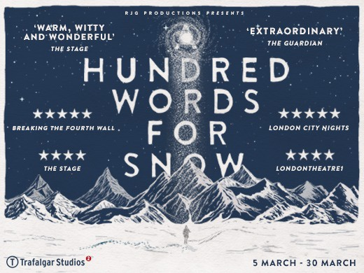 A Hundred Words for Snow banner
