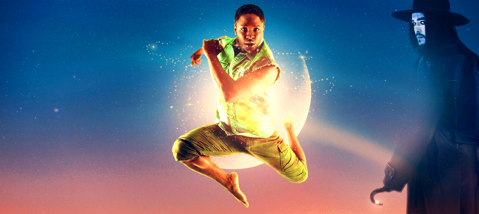 Peter Pan at the Park Theatre, London