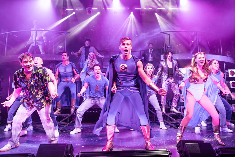 Eugenius! the Musical full company