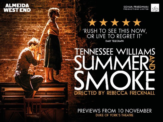 Summer & Smoke Exclusive: interview with Rebecca Frecknall