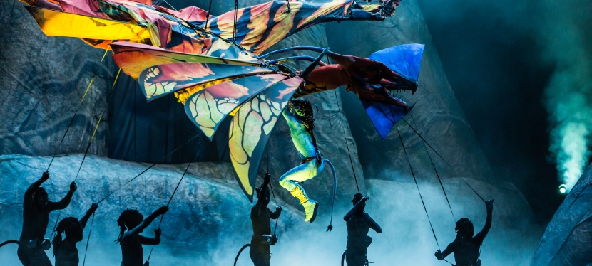 Cirque Du Soleil's TORUK to make UK debut