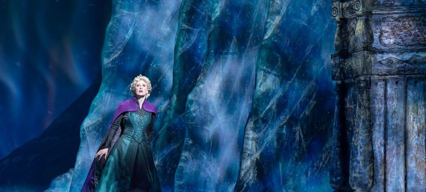 London Theatre Weekly Round-up: Disney's Frozen heads to London, The Illusionists Return, and more!
