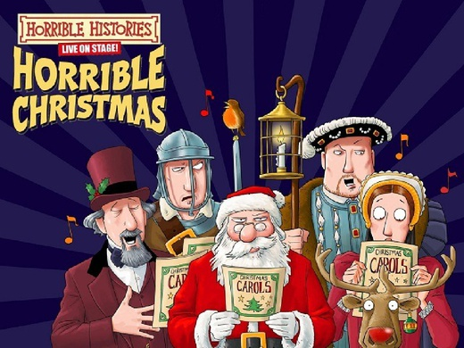 Horrible Christmas and Awful Auntie… Perfect shows for kids this Christmas