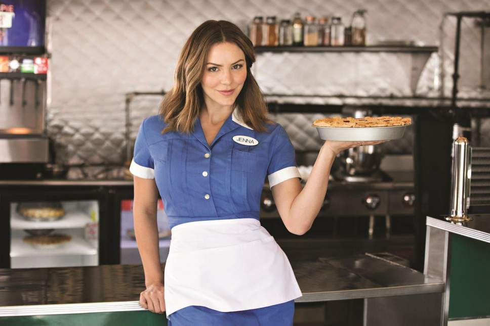 Katherine McPhee in Waitress