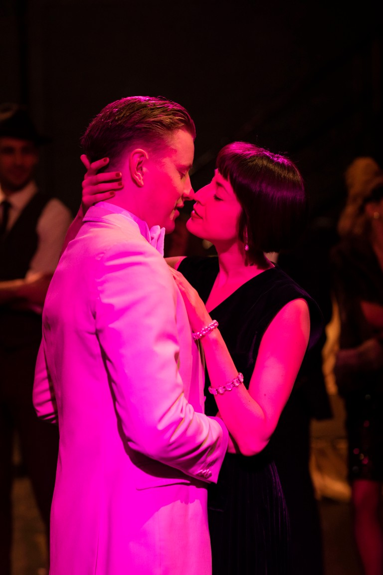 5fe57de9f68ab The Great Gatsby at the Gatsby Drugstore is now booking through the end of  the year due to overwhelming demand! Step into a heart-racing immersive ...