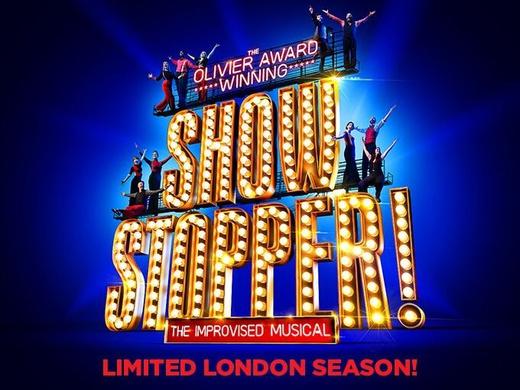 Showstopper! banner London