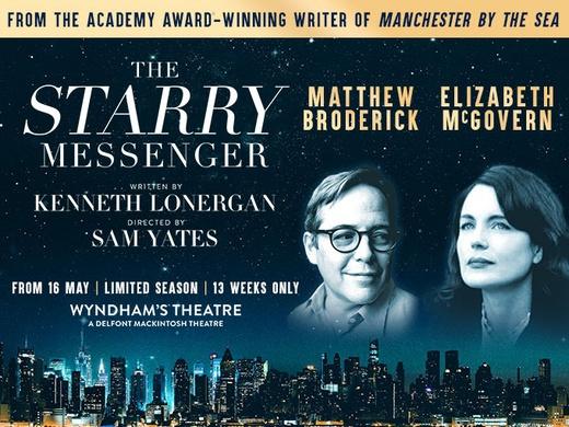 Starry Messenger London triplet