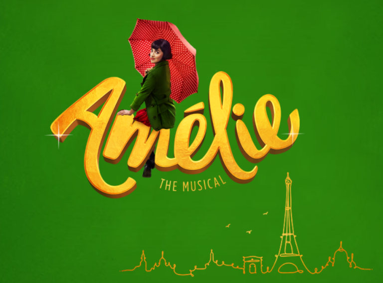 Amelie musical banner