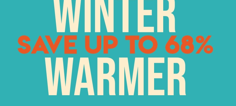 Shows to warm you up thisWinter…