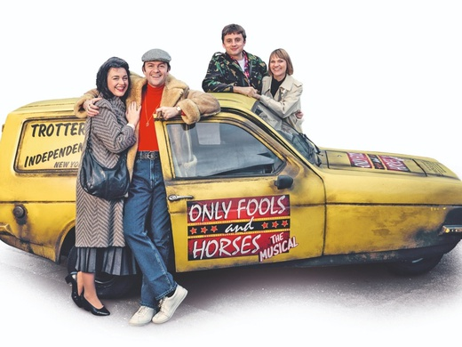 Only Fools and Horses banner London