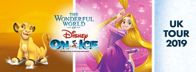 From The Box Office reviews The Wonderful World of Disney OnIce