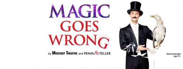 Magic Goes Wrong banner