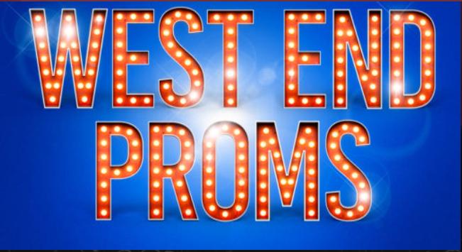 West End Proms banner