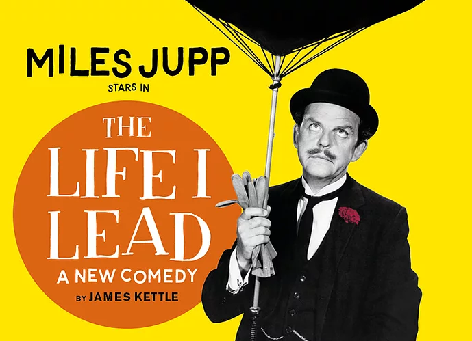 The Life I Lead show poster