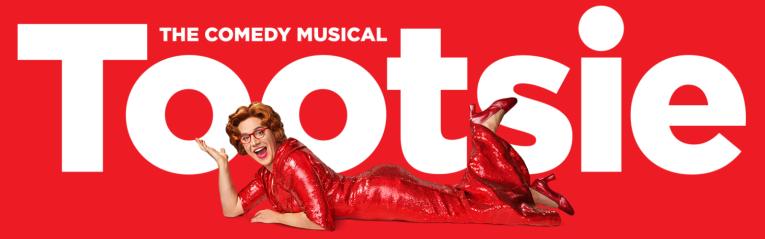 Tootsie musical banner