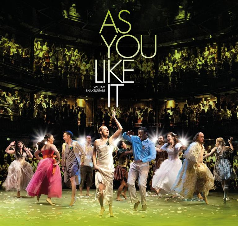 As You Like It Royal Shakespeare Company promo image