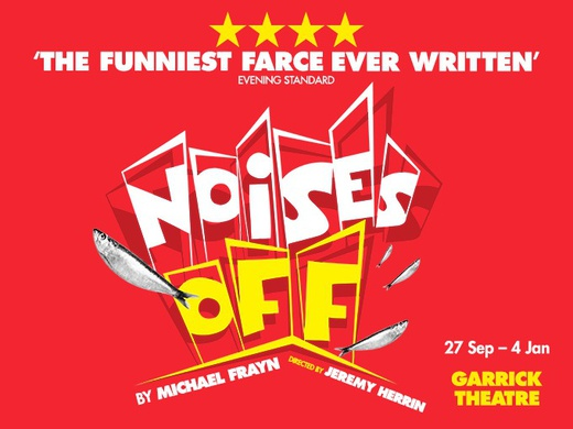 Noises off London triplet