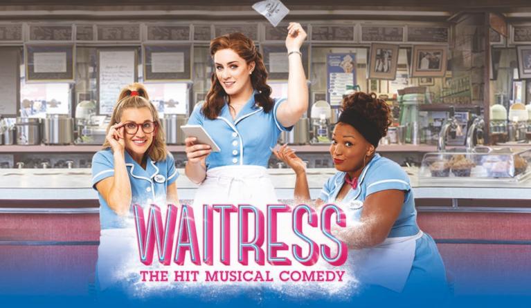 Waitress London promo image