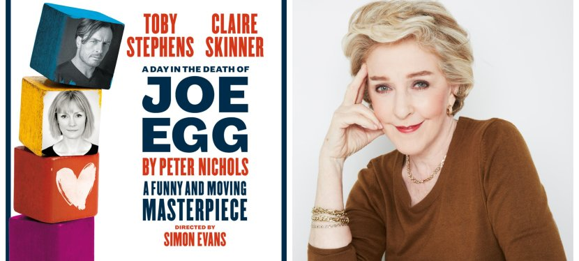 London Theatre Weekly Round-up: Patricia Hodge joins Joe Egg, Joel Montague joins Falsettos, and more!