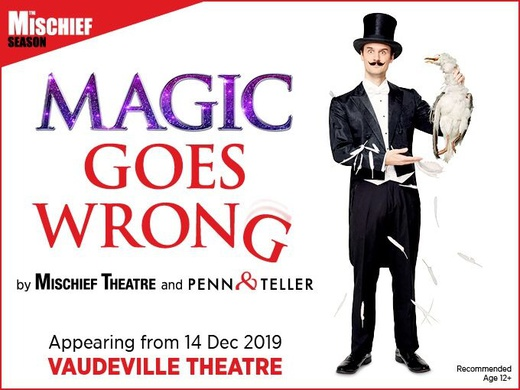 Magic Goes Wrong promo image