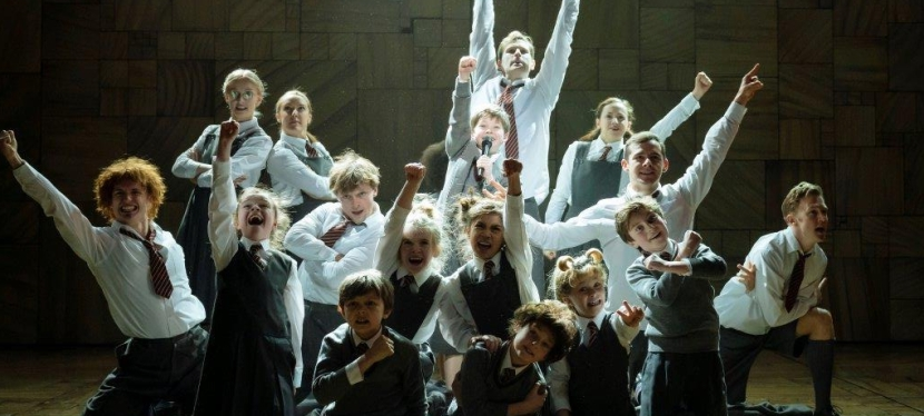 London Theatre Weekly Round-up: 100th Matilda cast, Jeremy Secomb to star in new musical 'Reputation,' Lion King plans gala, andmore!