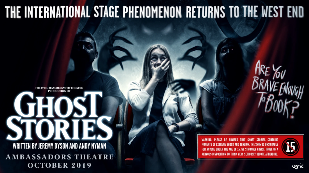 Ghost Stories London banner image