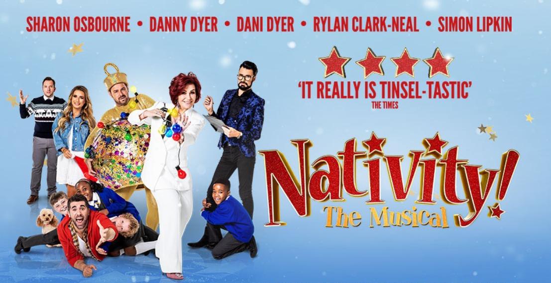 Nativity musical banner
