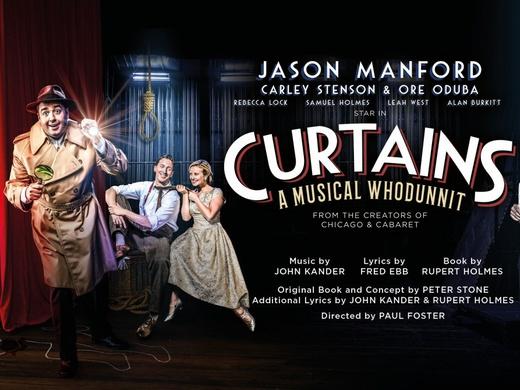 Curtains London triplet