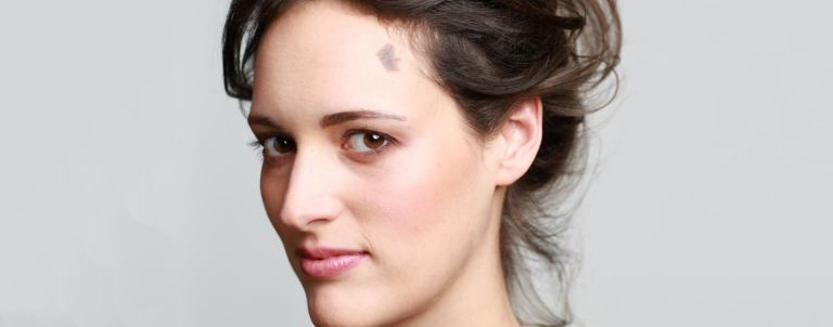 headshot of Phoebe Waller-Bridge