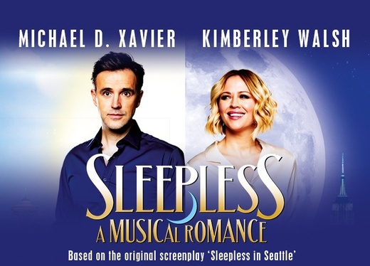 London Theatre Weekly Round-up: Michael D. Xavier and Kimberley Walsh star in Sleepless in Seattle musical, Dear Evan Hansen extends, andmore!
