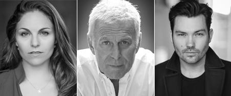 headshots of Rags London cast