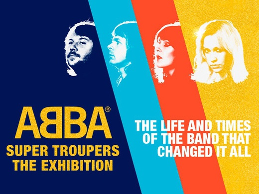 ABBA Super Trouper's Exhibition