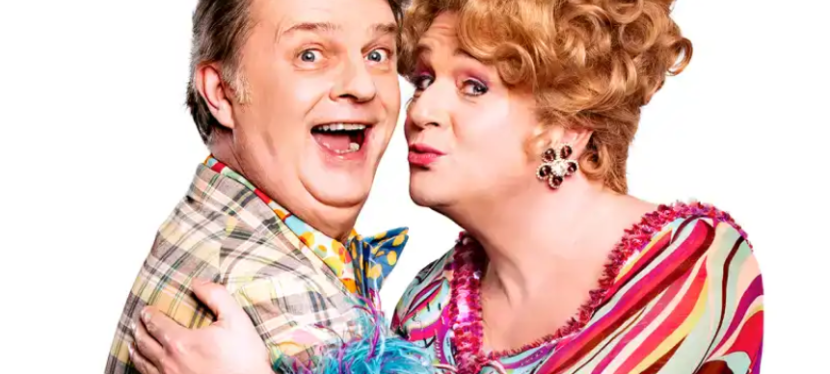 London Theatre Weekly Round-up: Paul Merton joins Hairspray, Janie Dee stars in Vanya and Sonia and Masha and Spike, Alfred Enoch to play Romeo at the Globe andmore!