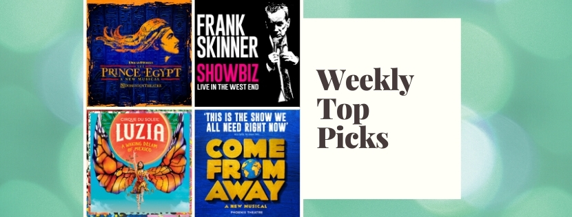 Weekly Top Picks