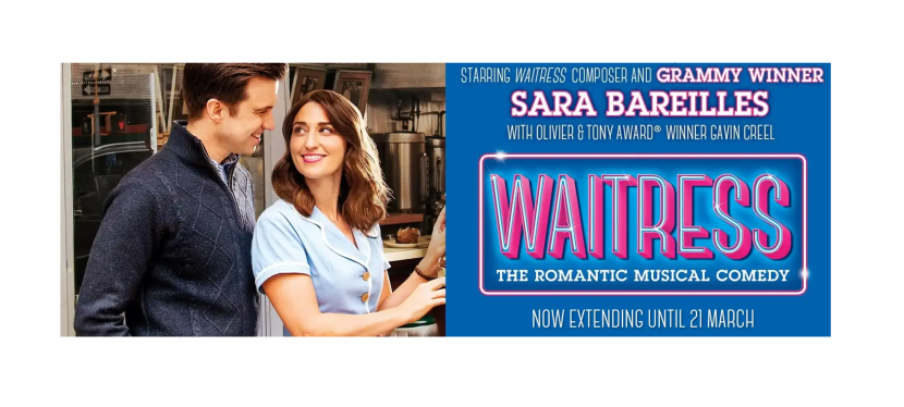 London Theatre Weekly Round-up: Sara Bareilles and Gavin Creel extend in Waitress, Jessie Buckley and Josh O'Connor star in Romeo & Juliet at the National Theatre, Kate Fleetwood joins 101 Dalmatians and more!