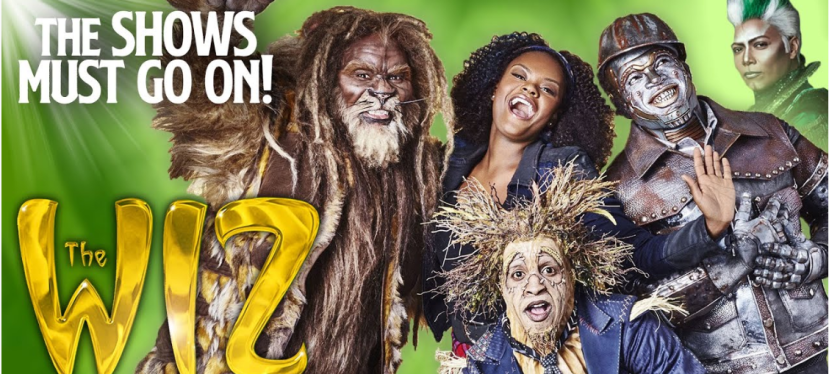 London Theatre Weekly Round-up: Watch The Wiz Live, get the final National Theatre at Home streams, and prepare to party with Mamma Mia! Here We Go Again.