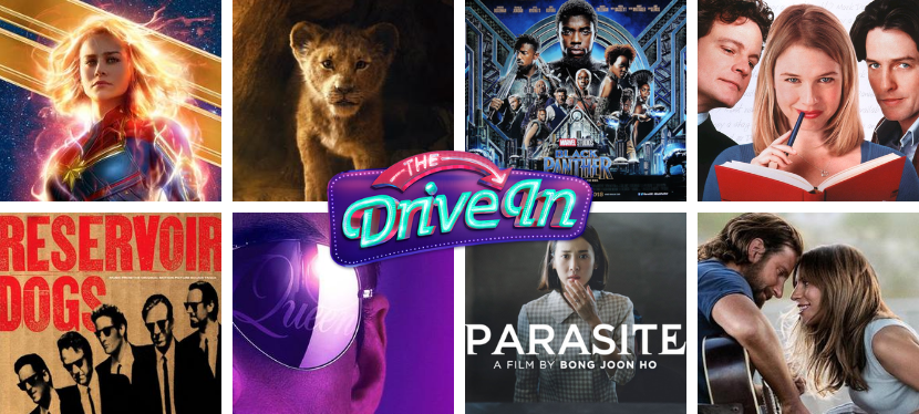 What's playing at The Drive In cinema in London | Complete list for summer 2020